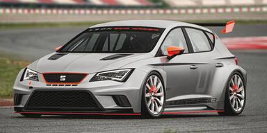 GTI-Treffen 2013: Seat Leon Cup Racer