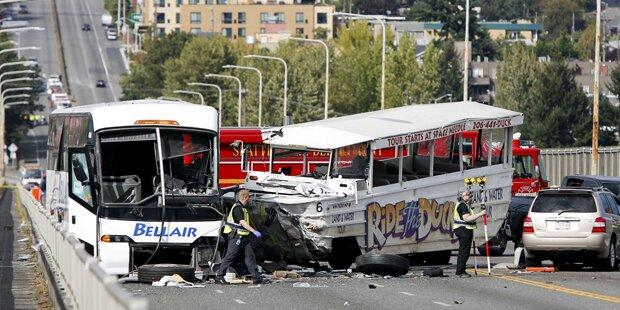Horror-Crash: Österreicherin unter den Opfern