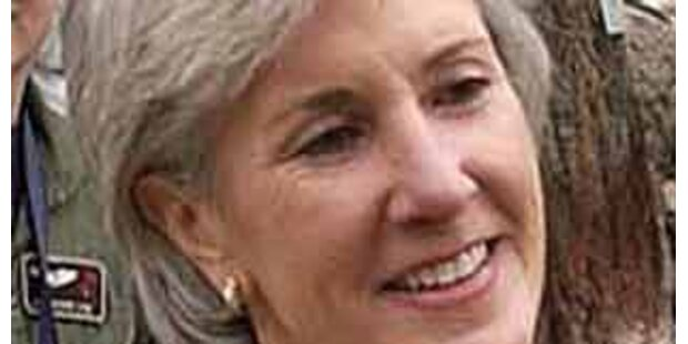Sebelius dürfte US-Gesundheitsministerin werden