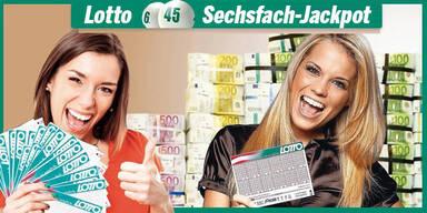 Jede Stunde GRATIS Lotto-Tipps gewinnen