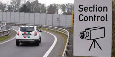 Section Control im Schmittentunnel