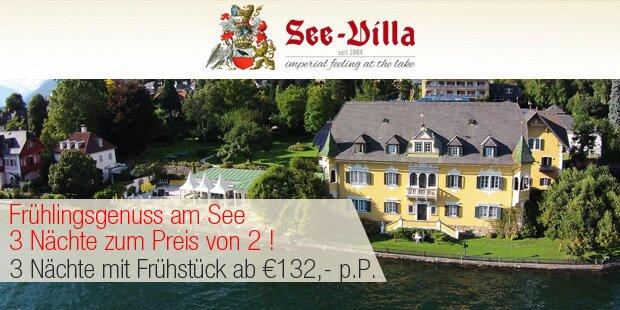 Anzeige See Villa