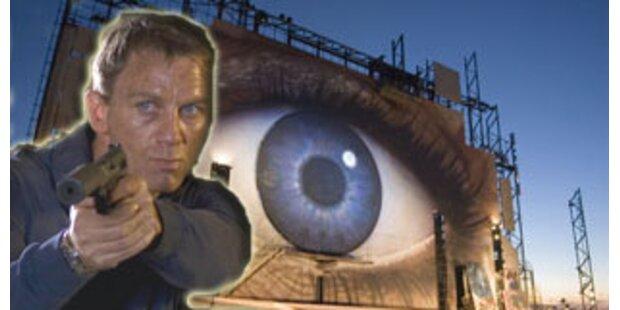 Daniel Craig kommt zu Tosca
