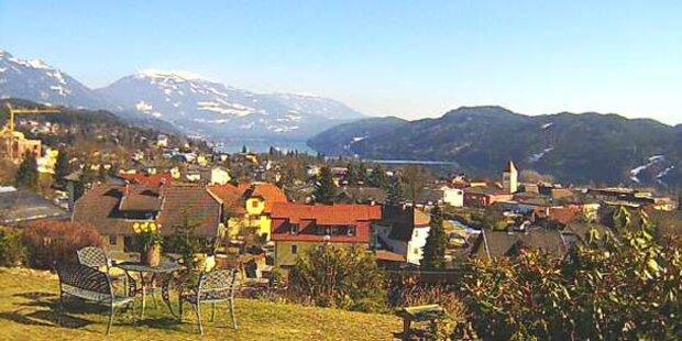 So sonnig ist Österreich am Donnerstag