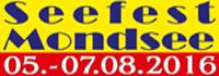 Seefest Mondsee Logo