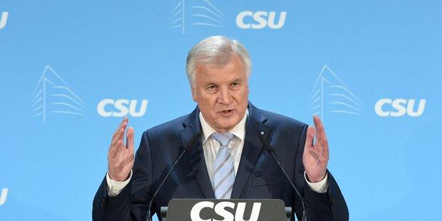 CSU: Keine Regierung ohne Flüchtlings-Obergrenze