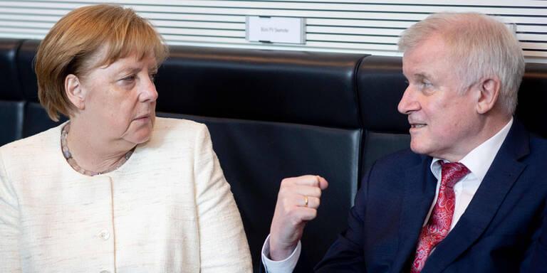 Merkel & Seehofer: Durchbruch im Asylstreit