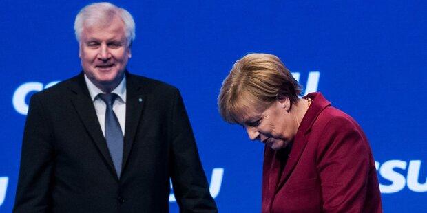 Seehofer lädt Merkel vom CSU-Parteitag aus