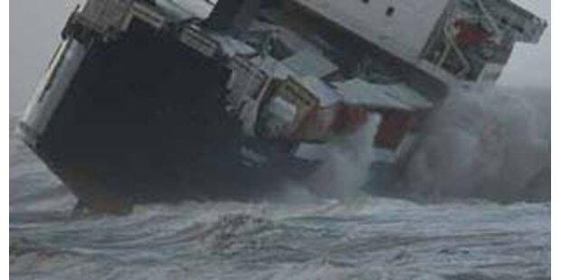 18 ukrainische Seeleute vor Hongkong vermisst