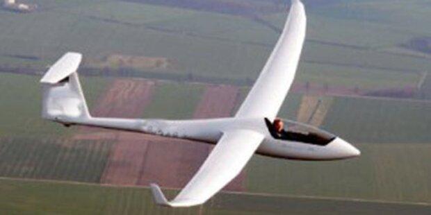 Segelflugzeug in OÖ abgestürzt