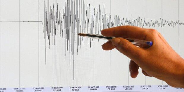 Erdbeben erschüttert Ost-Österreich