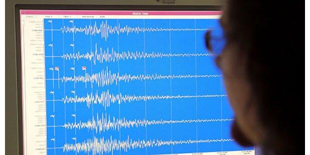 Wieder Erdbeben in Italien