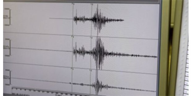 Leichtes Erdbeben im Raum Imst