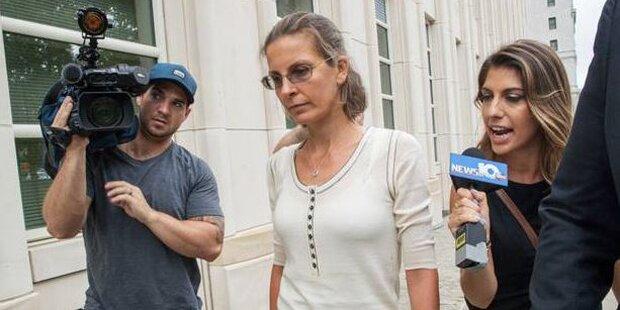 Prozess um Sex-Sekte: Milliardärs-Erbin bekennt sich schuldig