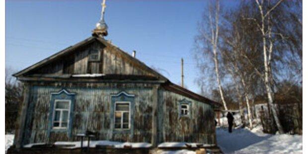 Russische Sekte kündigt Massensuizid an