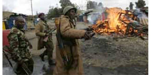 Zwölf Tote bei Sekten-Protest in Kenia