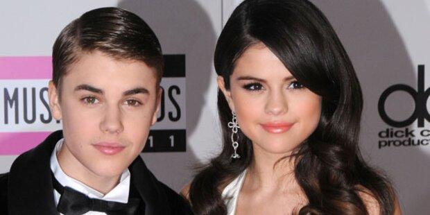 Justin Bieber & Selena knutschen schon wieder