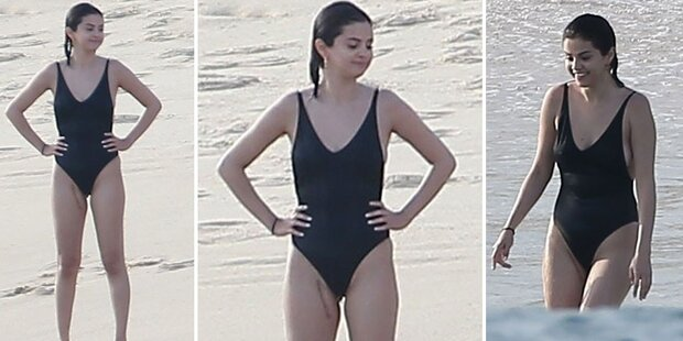 Selena Gomez zeigt ihre Horror-Narbe