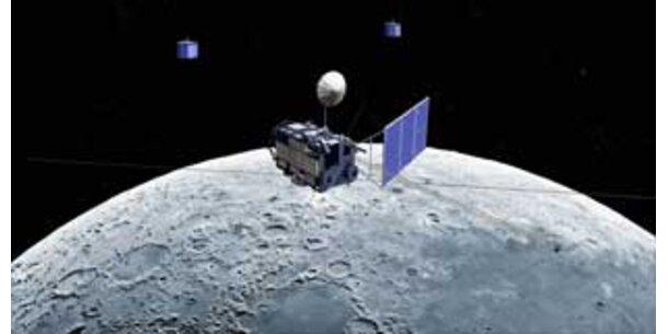 Japanische Sonde erreicht den Mond