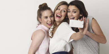 Von Selfies bekommt man Läuse