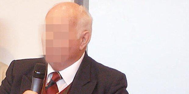 Diplomat schießt auf junge Ehefrau