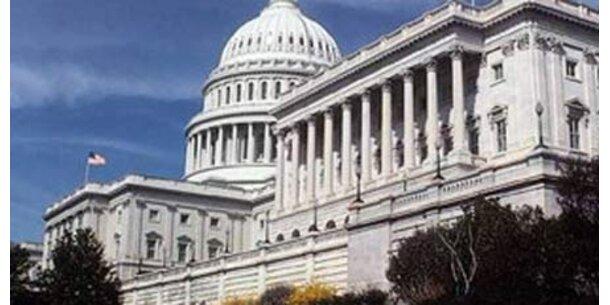 US-Senat billigt 3,4 Billionen-Haushalt