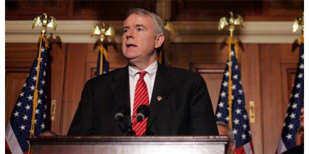 Resolution gegen Bushs Irak-Politik