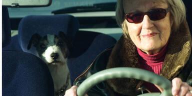 Was ältere Autofahrer verunsichert