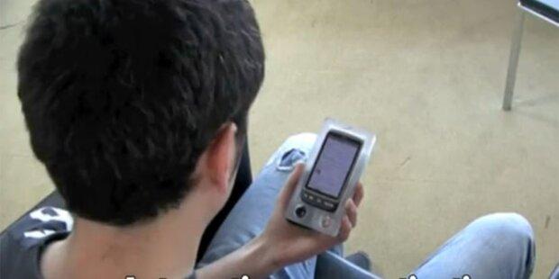 Senseye: Augensteuerung für Smartphones