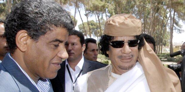 Gaddafis Geheimdienstchef gefasst