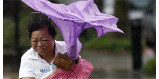 Mindestens 33 Tote nach Taifun