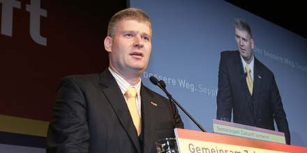 SPÖ in NÖ kündigt
