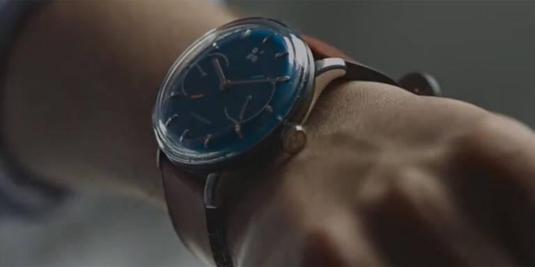Smartwatch mit unendlicher Laufzeit