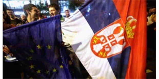 Serben wollen Parallel-Parlament im Kosovo gründen