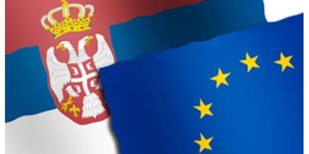 EU verweigert Interimsabkommen mit Serbien