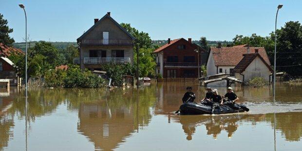 Zahl der Toten in Serbien auf 33 gestiegen