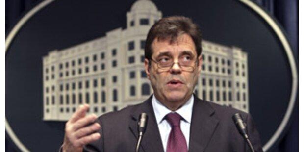 Serbien erklärt Kosovo-Unabhängigkeit für ungültig