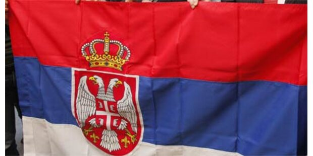 Serbien beantragt Aufnahme in die EU