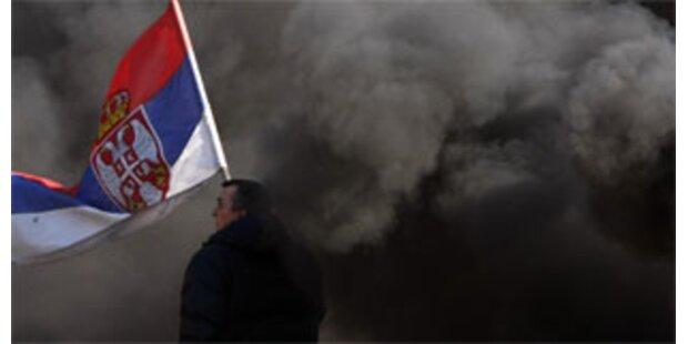 Moskau droht mit Militärgewalt