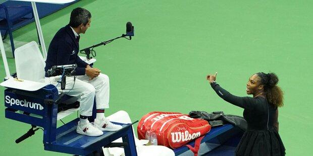 Nach Ausraster: Serena Williams beendet die Saison