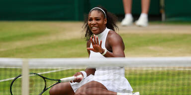 Serena Williams gewinnt Wimbledon-Finale
