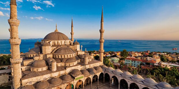 Luxus-Kreuzfahrt im östlichen Mittelmeer