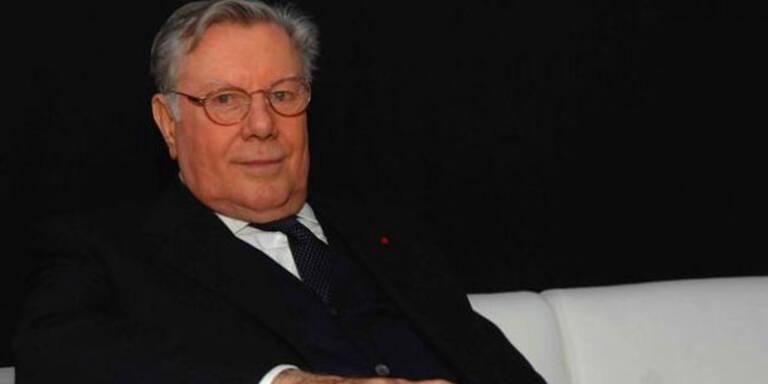 Autodesigner Sergio Pininfarina ist tot