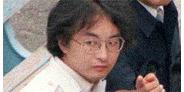 Kindermörder in Japan exekutiert