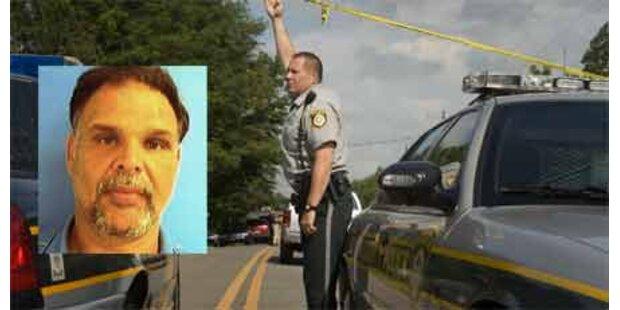 US-Polizei erschoss Serienmörder