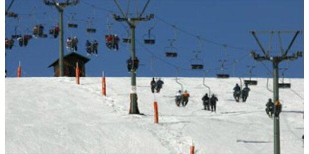 Skifahrer im Lift rettete Deutschem das Leben
