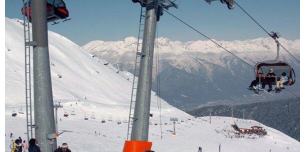 Skigebiete über Feiertage fast ausgebucht