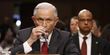 Justizminister Sessions bestreitet Russland-Kontakte