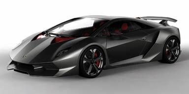 Lamborghini will den Sesto Elemento bauen