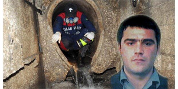 Camorra-Boss entkommt durch die Kanalisation